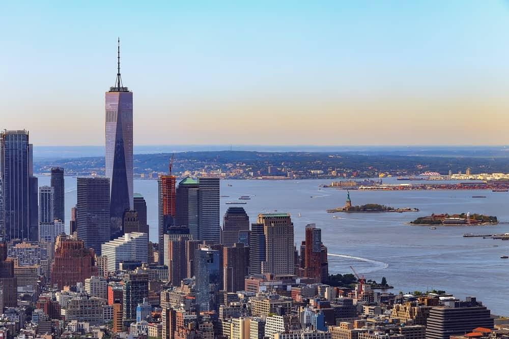 One World Observatory, de los mejors miradores de Nueva York