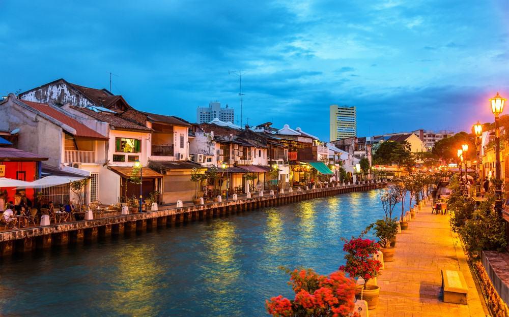 Melaka, visita obligada que hace en Malasia