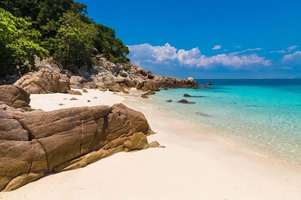 Islas Pernhentian, visita imperdible que hacer en Malasia