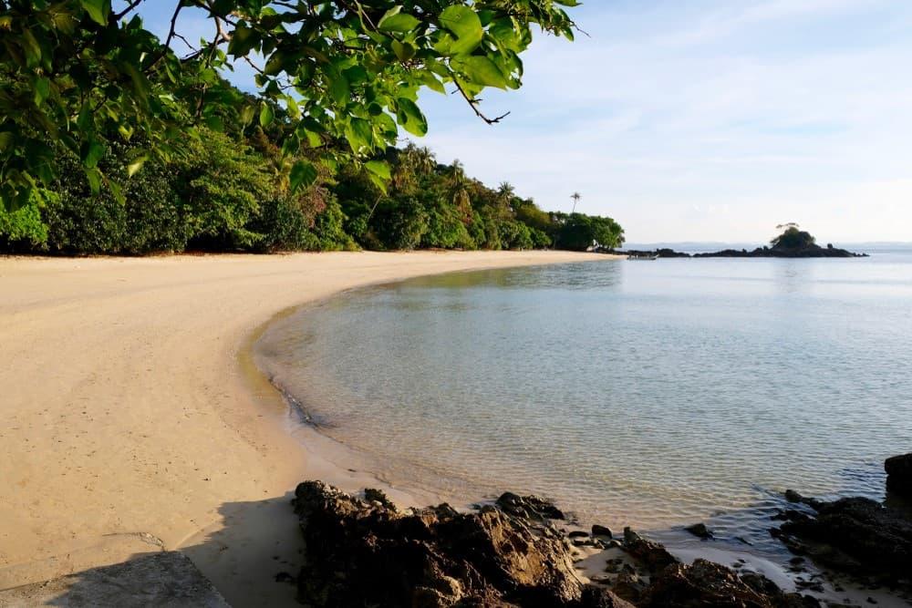 Pulau Kapas, un tesoro que ver en Malasia