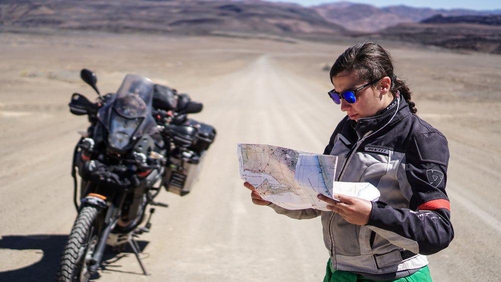 descasar es un buen consejo para viajar en moto