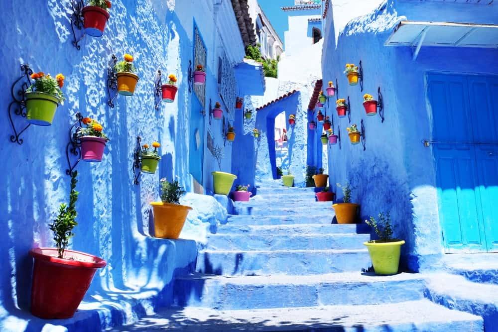 Chefchaouen, imperdible que hacer en Marruecos