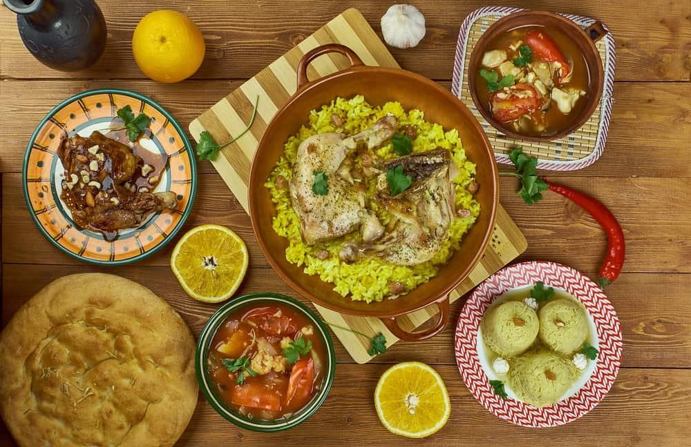 qué se come en Omán