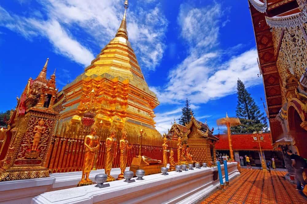 Chiang Mai en tu itinerario de viaje a Tailandia
