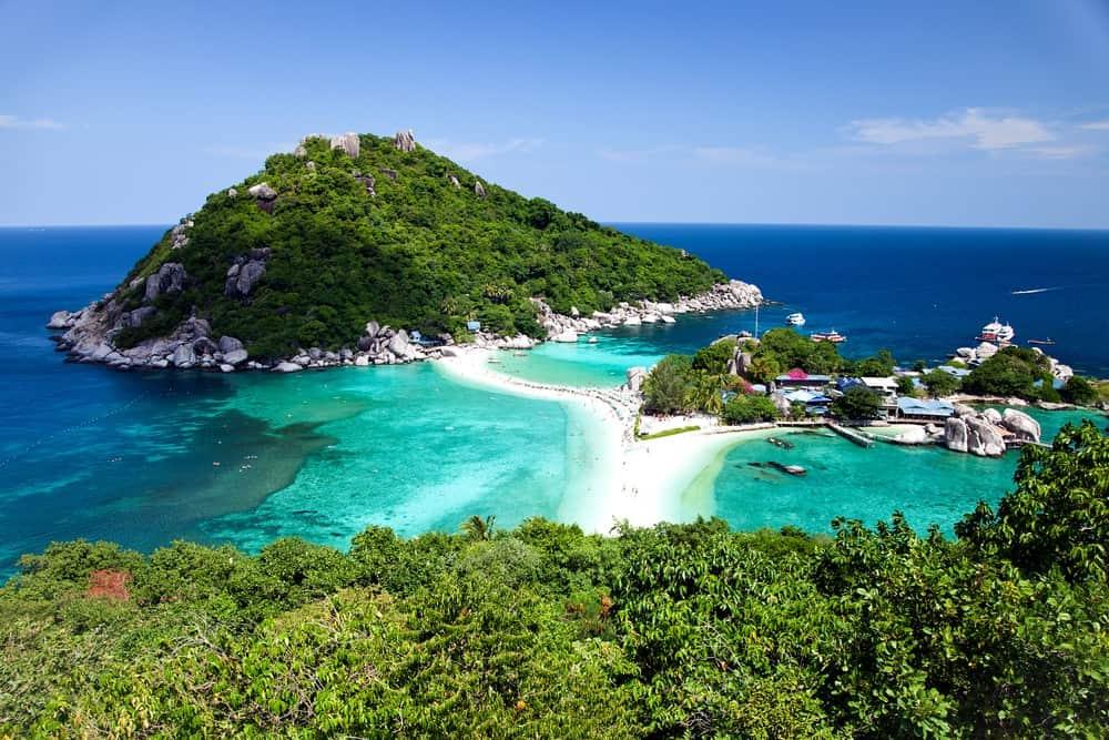 itinerario para viajar a Tailandia