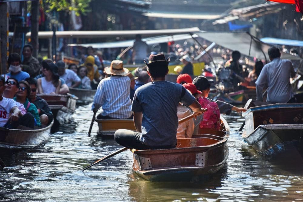 viajar a Bangkok, Tailandia