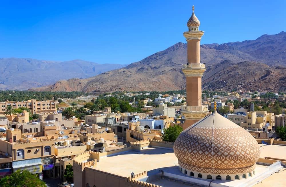 itinerario de viaje a Omán
