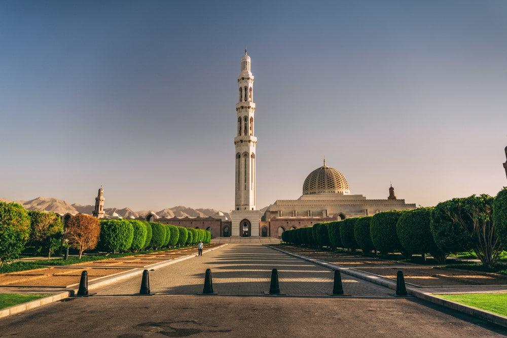 Gran Mezquita de Omán
