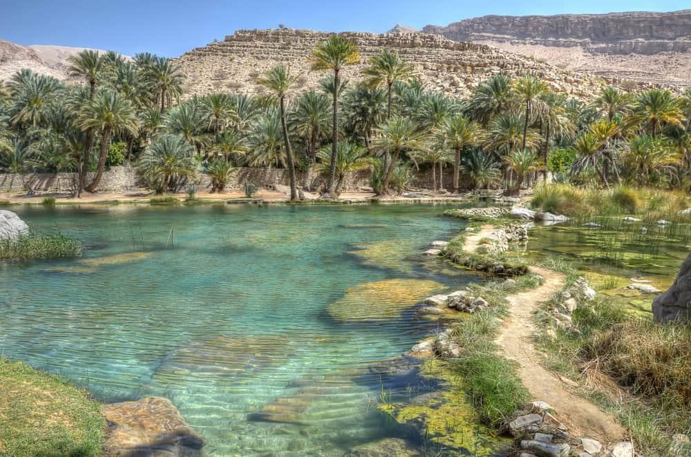 Desierto de Wahiba, Omán