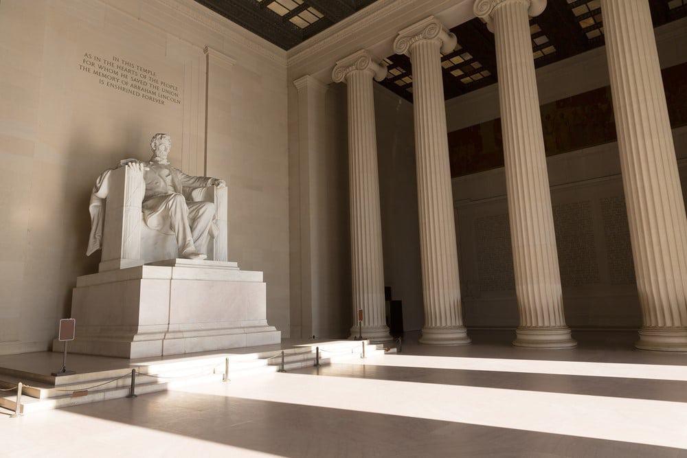 Lincoln Memorial y Reflecting Pool