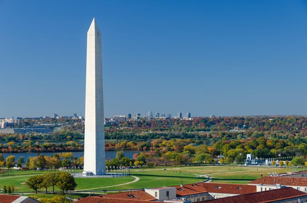 Monumento a Washington DC