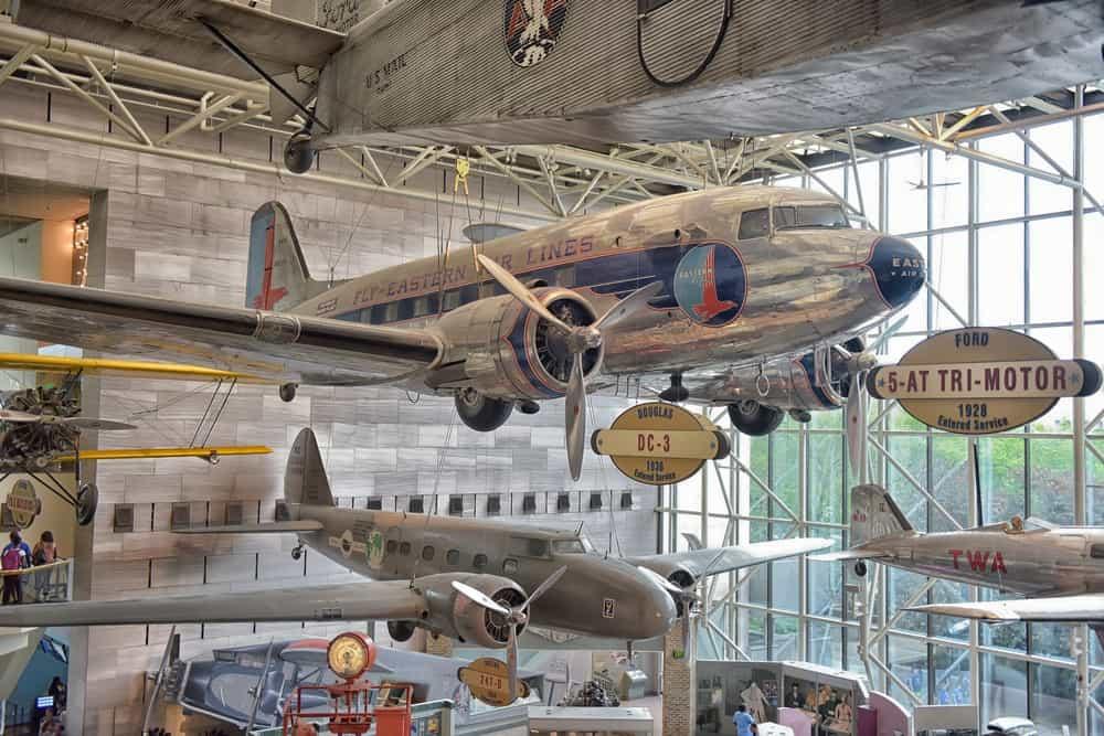 Museos Smithsonianos, algo que hay que ver en Washington DC