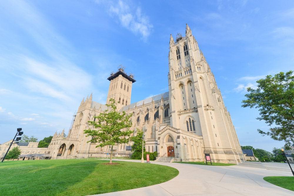 Qué hacer en Washington, visitar la Catedral Nacional