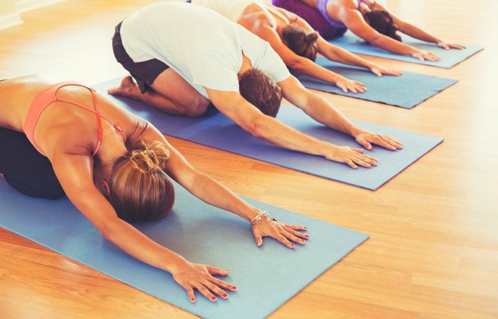 yoga para mantenerse en forma