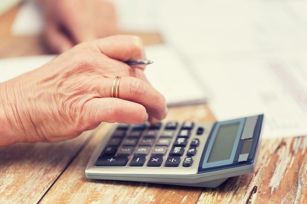 vivir de la pensión de jubilación