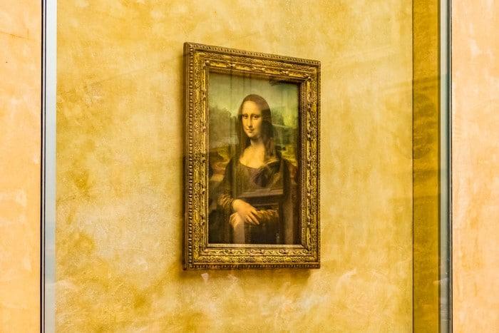 expectativa vs realidad la Mona Lisa