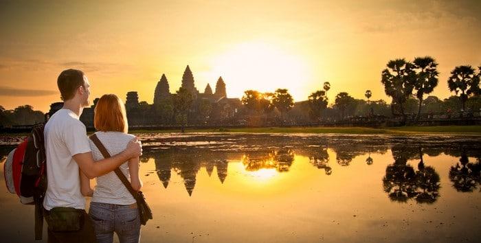 expectativa vs realidad Angkor Wat