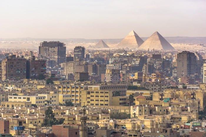 expectativa vs realidad pirámides de Egipto