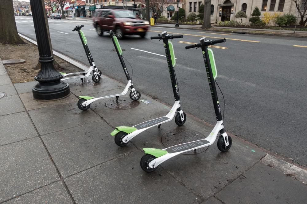 patinetes eléctricos de alquiler