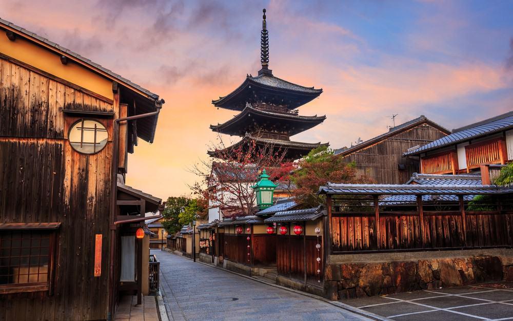Barrio de Higashiyama