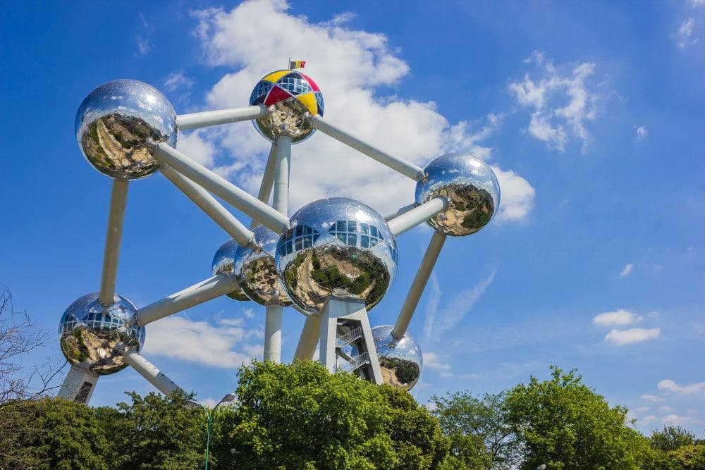 que hacer en Bruselas, ir a ver el Atomium