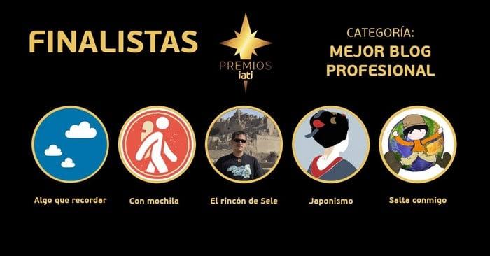 finalistas premios IATI