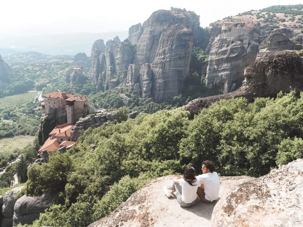 visitar Meteora en Grecia