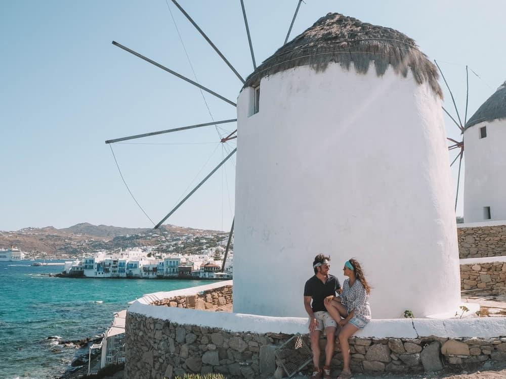 Mykonos, lugar que ver en Grecia