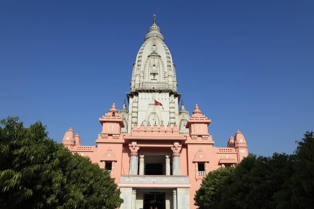 ver los templos de Varanasi