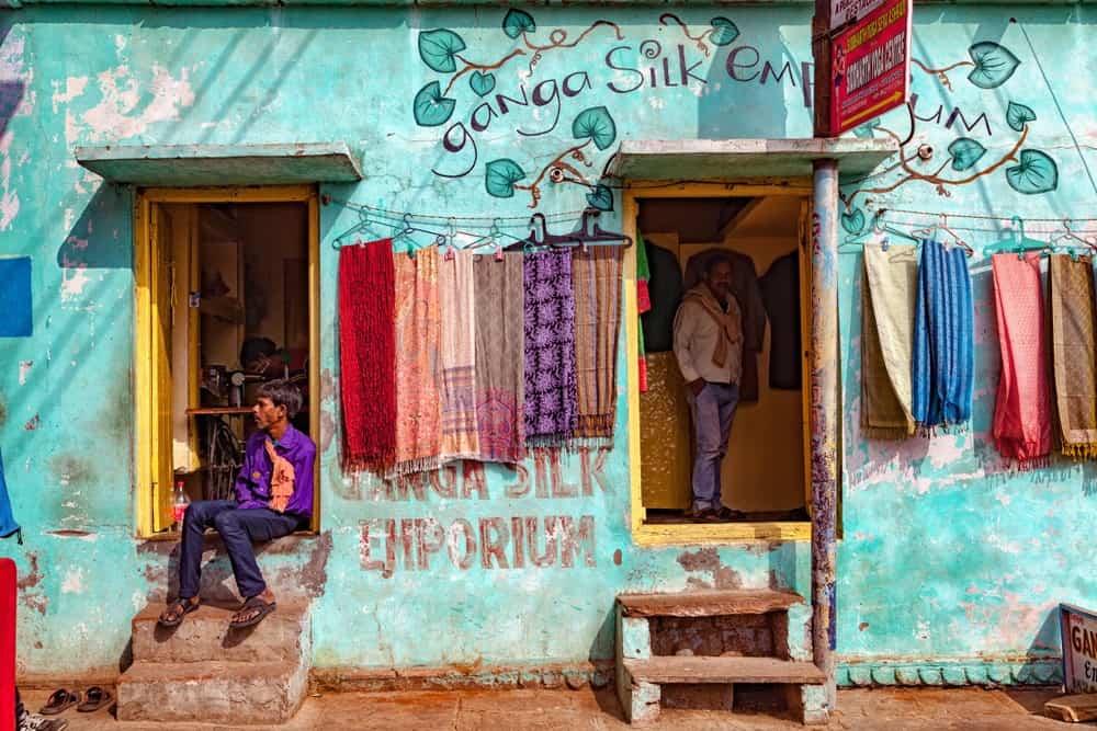 compras en Varanasi