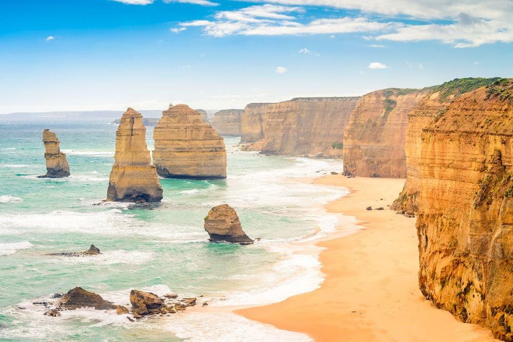 12 Apóstoles de Australia