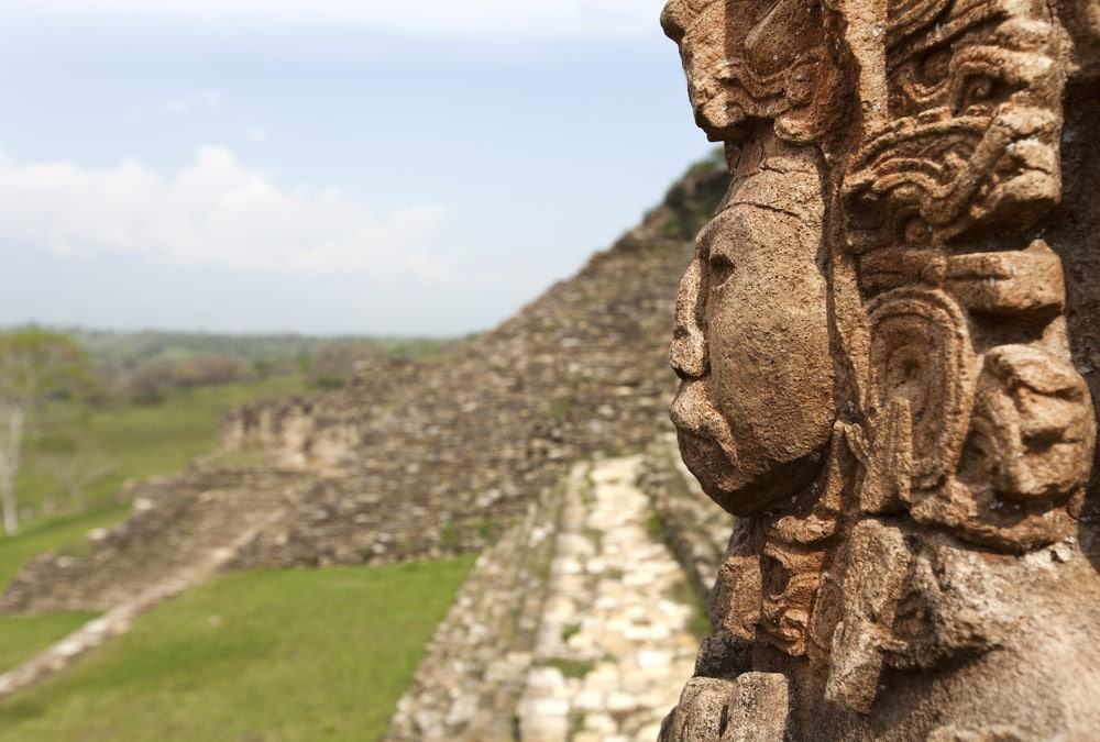 ruinas de Toniná