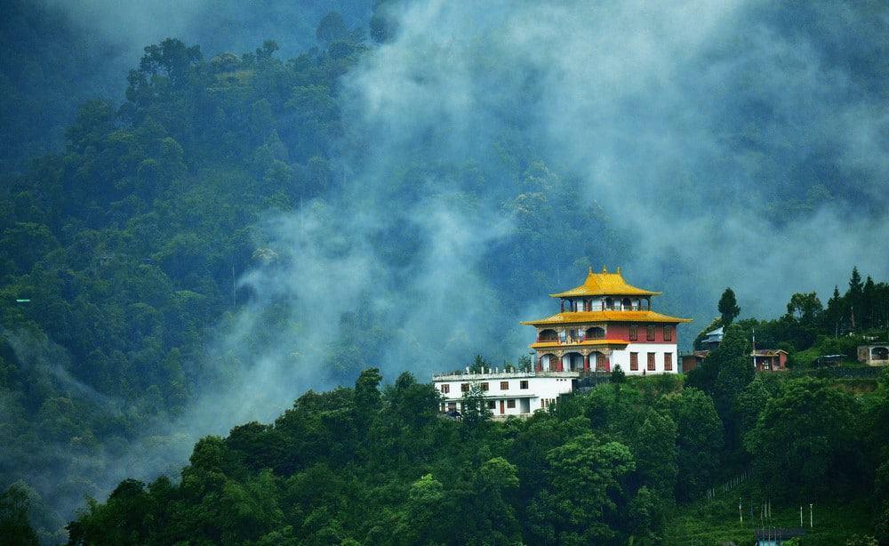 la cultura tibetana al norte de India: Sikkim