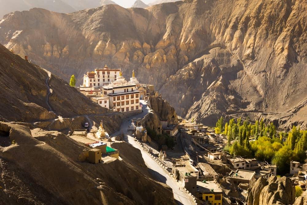 explorar el Valle de Ladakh