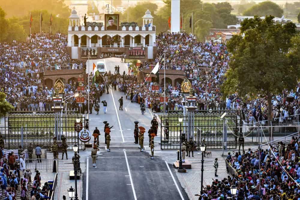 El cierre de frontera entre India y Pakistán