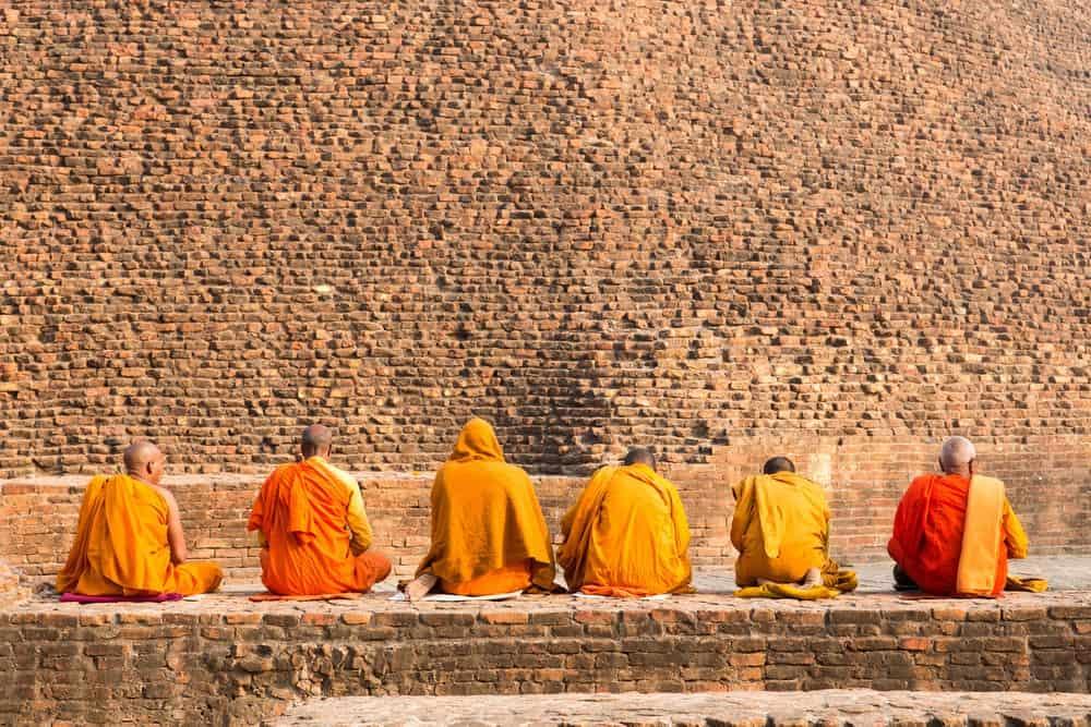 Bodh Gaya donde Buda se iluminó