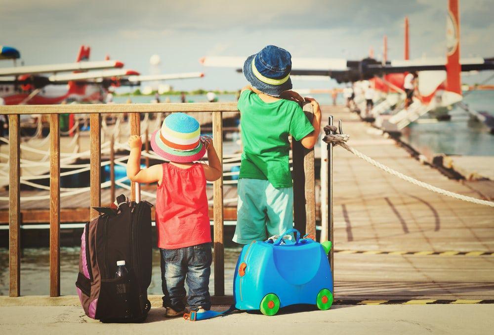 seguro de viaje familia