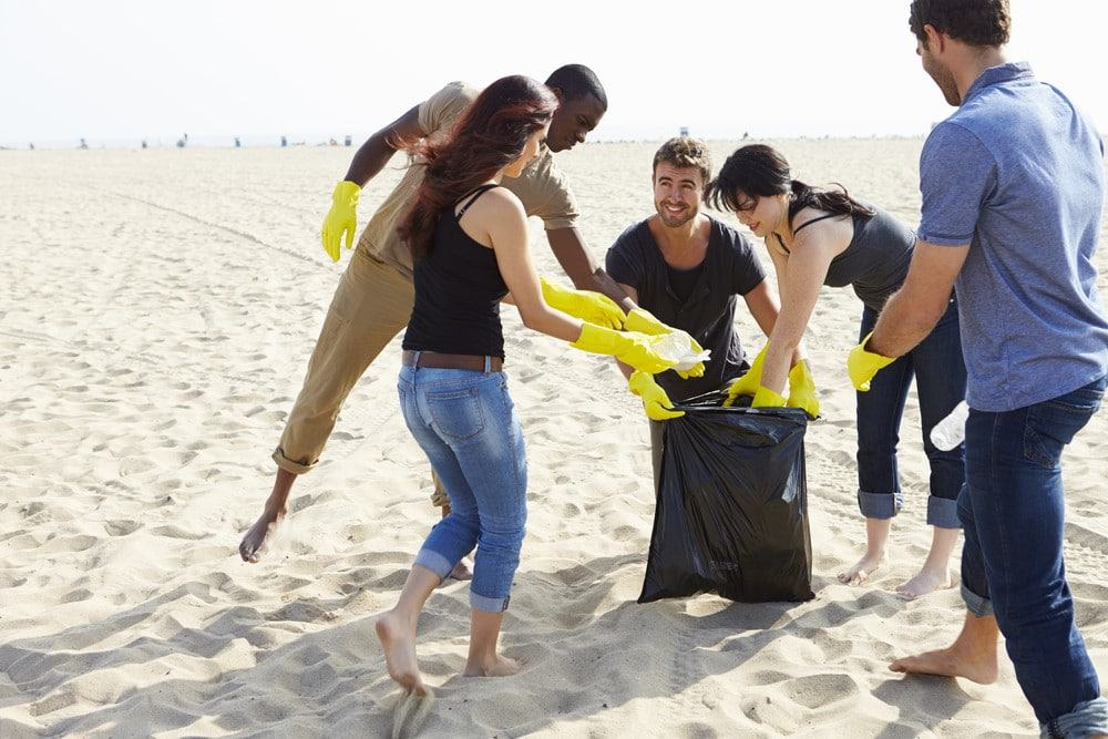 comparte cómo viajar sin plástico