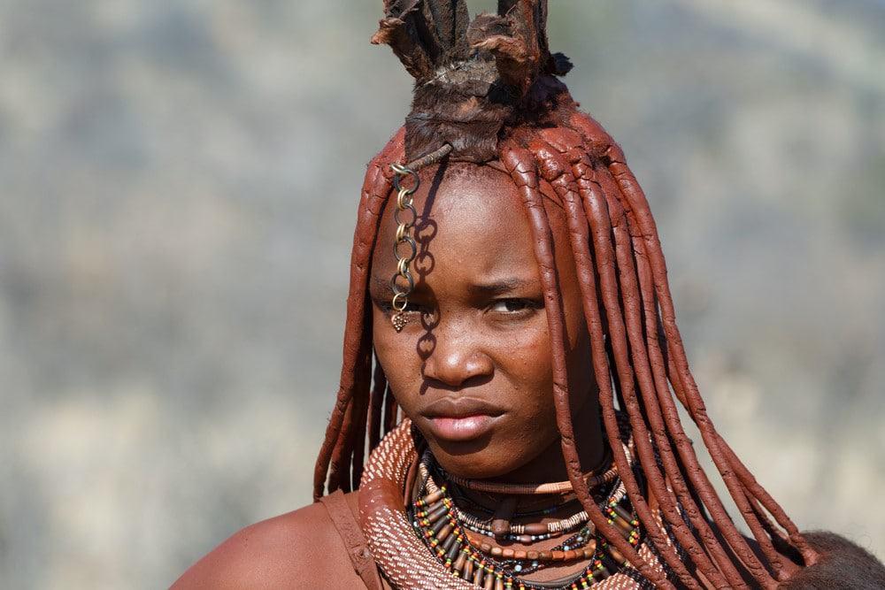 tribu Himba de Namibia