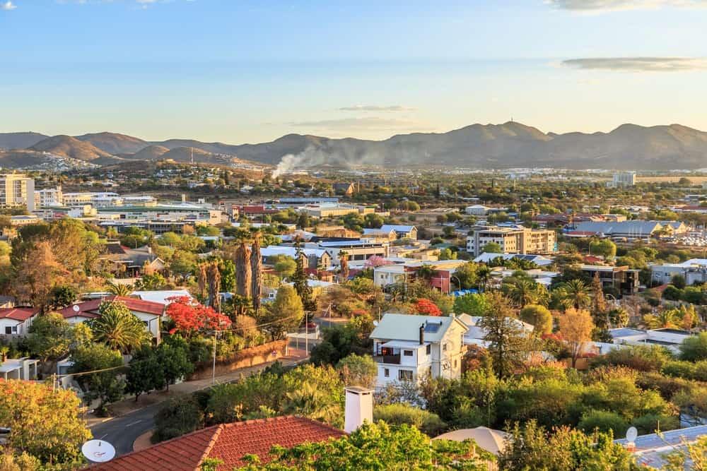visitar Windhoek