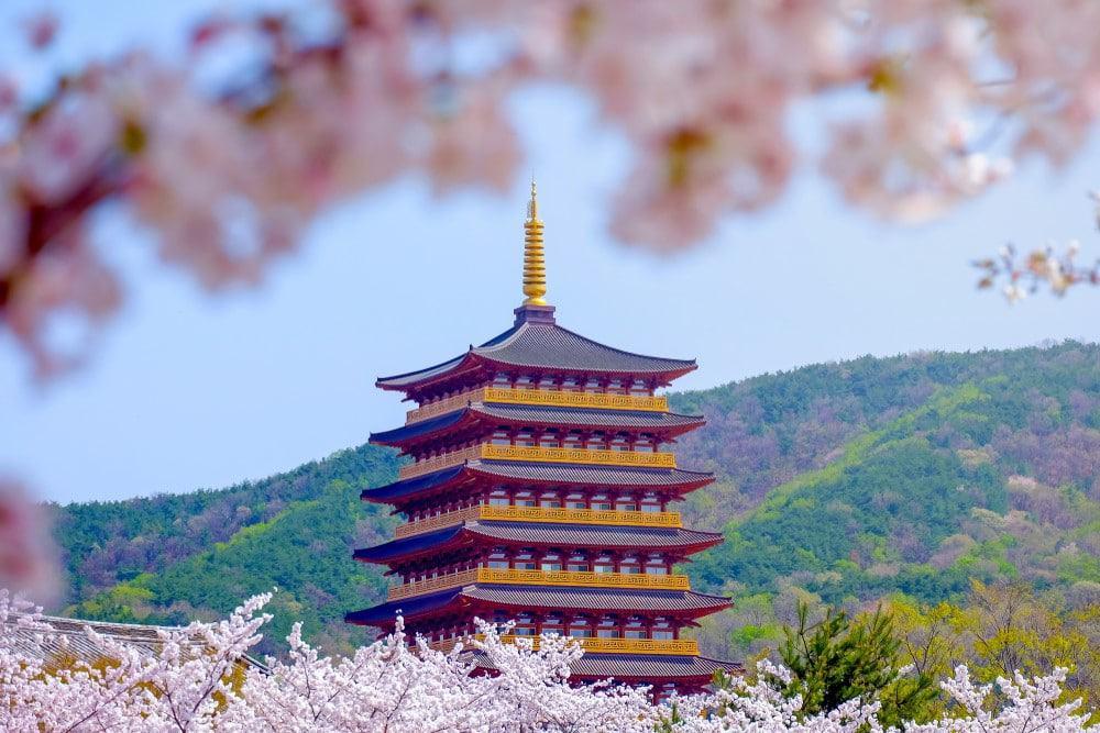Gyeongju y sus templos