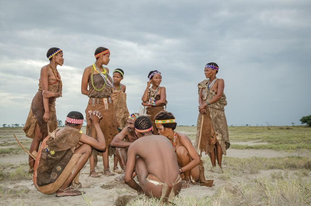 que ver Botswana