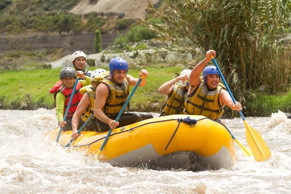 seguro de vida deporte de aventura