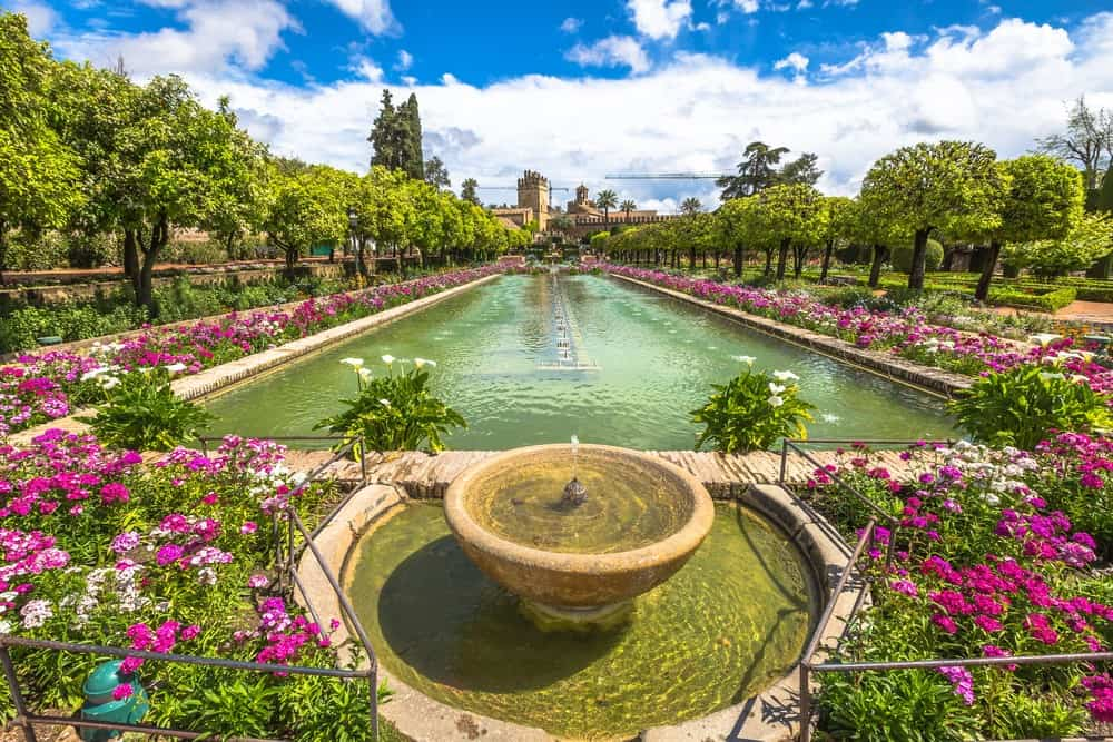 Patios de Córdoba en primavera