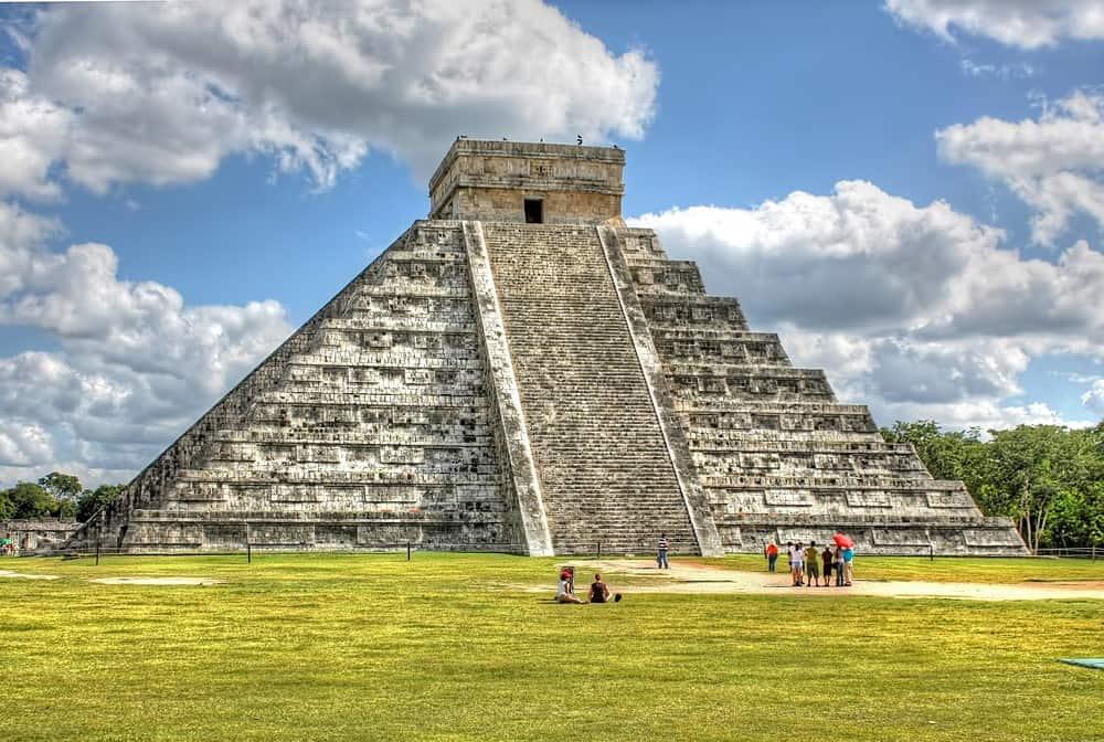 visitar Chichén Itzá en México