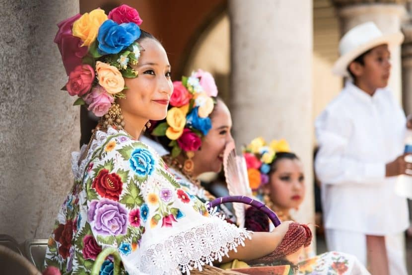 Mérdia, capital de Yucatán en México