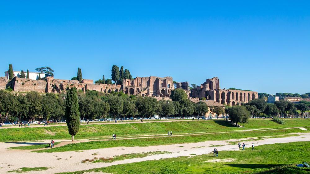 El Circo Máximo de Roma