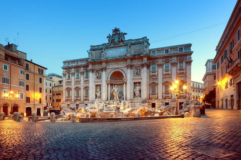 mejores plazas de Roma