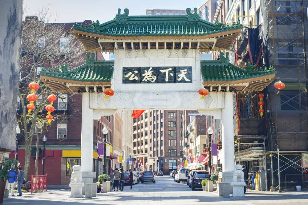 Chinatown de Boston
