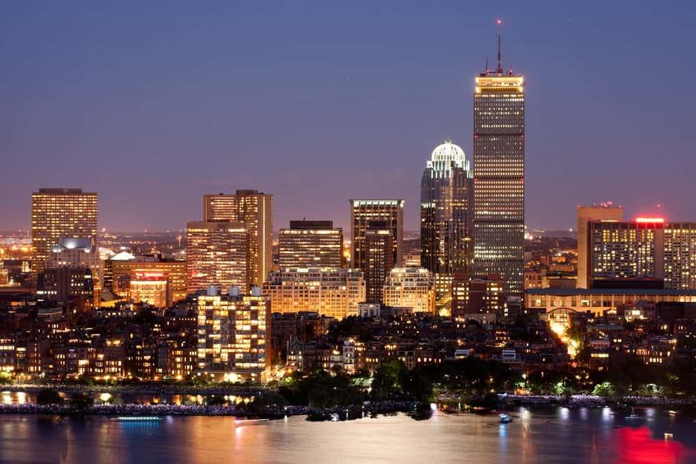 mejores vistas de Boston